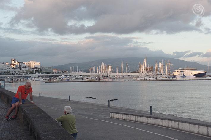Centro histórico Ponta Delgada
