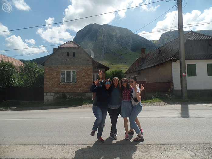 Viajar por Transilvania