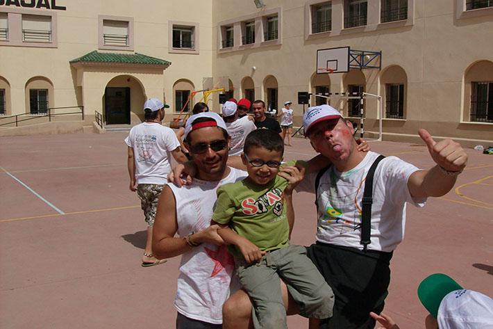 Voluntariado solidario en una ong Ceuta