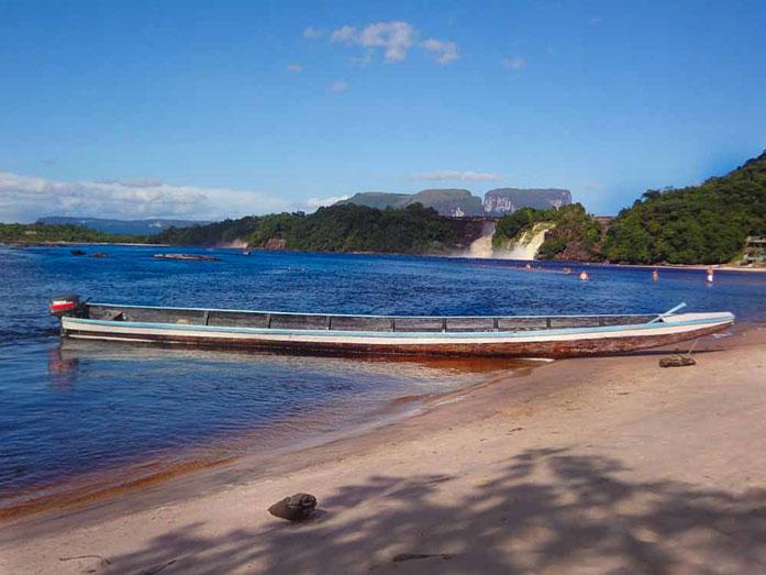 Es seguro viajar a Venezuela
