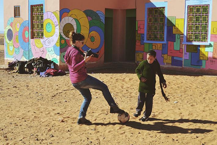 Voluntariado en Marruecos ONG