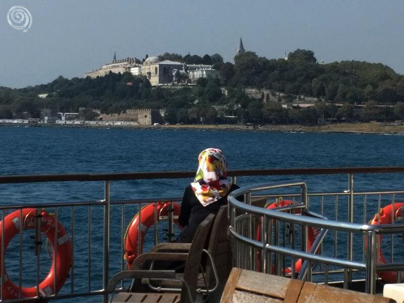 cómo viajar a Estambul