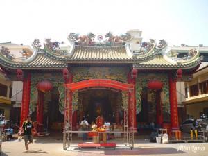 Chinese Temple Mahayana Buddhism / Templo budista Mahayana chino