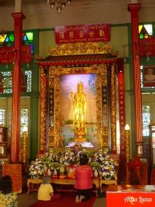 Chinese Mahayana Buddhism / Budismo Mahayana chino